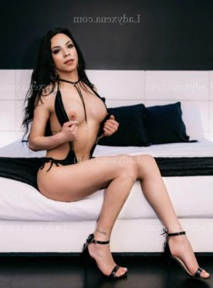 Calice sexemodel escorte